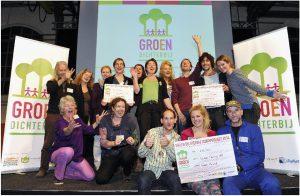 Genomineerden Noord-Holland Groen Dichterbij